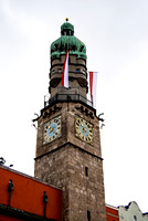 Innsbruck Clock Tower